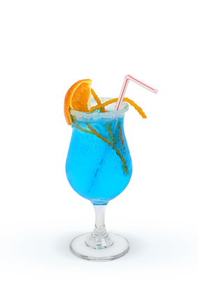 Blue lagoon cocktailtrinker for Blue lagoon cocktail