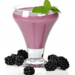 Brombeer Smoothie